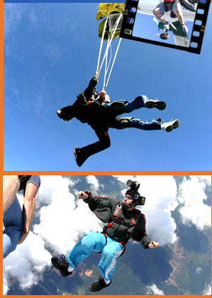 Skydiving Birmingham Lessons Gift Certificate & Specials